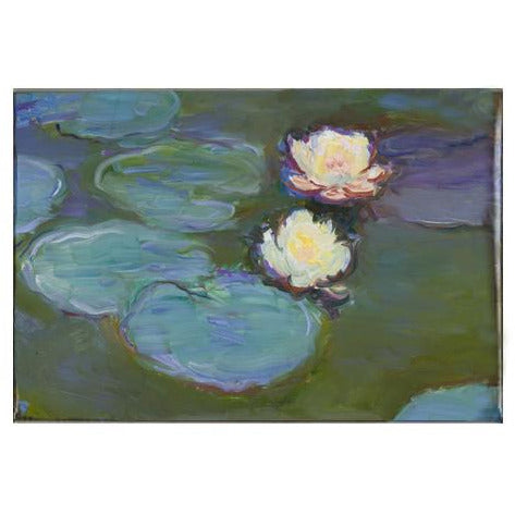 Claude Monet Nympheas Magnet