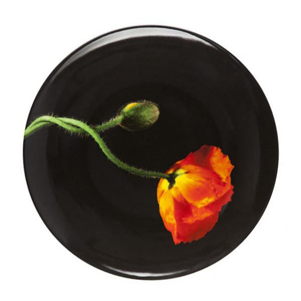 Robert Mapplethorpe 'Poppy' Plate