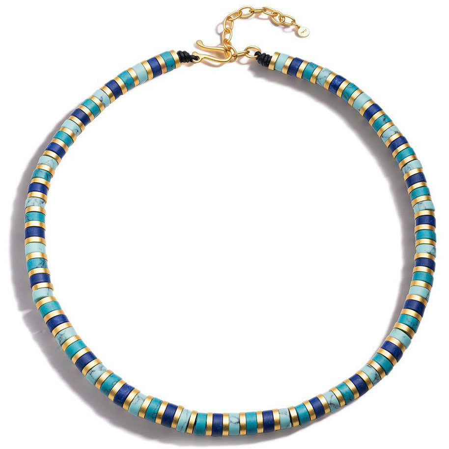 Middle Kingdom Cylindrical Bead Necklace