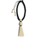 Bruja Necklace in Black