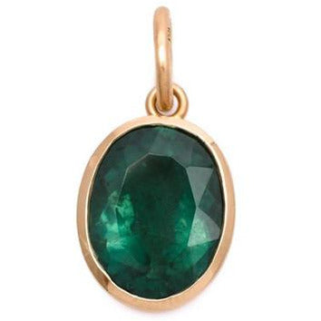 Irene Neuwirth Green Tourmaline18-kt Rose Gold Pendant