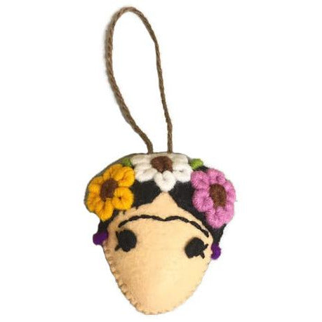 Frida Ornament