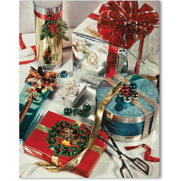 Paul Outerbridge, Jr.: Christmas Gifts Holiday Cards