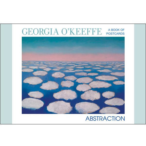 O'Keeffe Abstraction Postcard Set