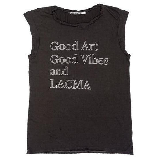 SOLD OUT Out Pam & Gela LACMA T-shirt