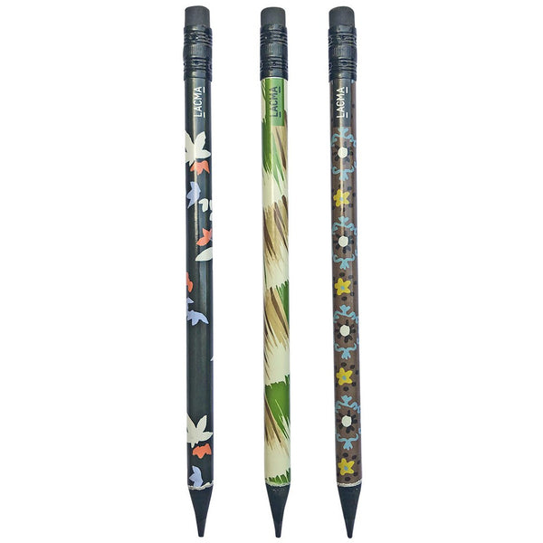 Elza Sunderland Set of 3 Jumbo Pencils