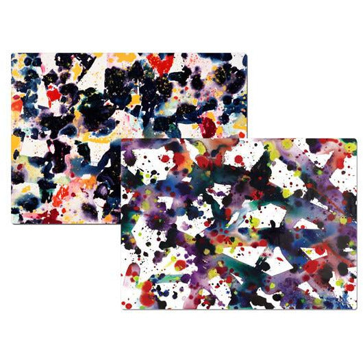 Sam Francis Set of Two Placemats