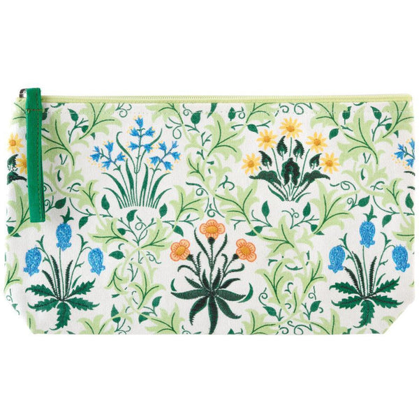 William Morris Pouch with Celandines