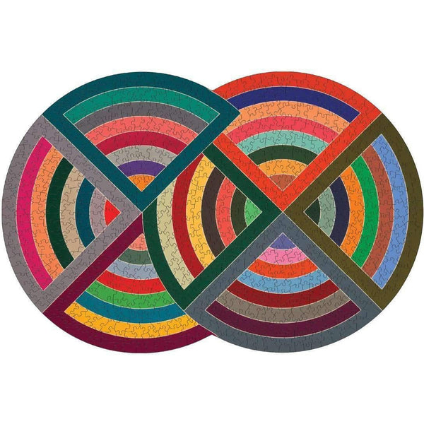 Frank Stella 750 Piece Shaped Puzzle