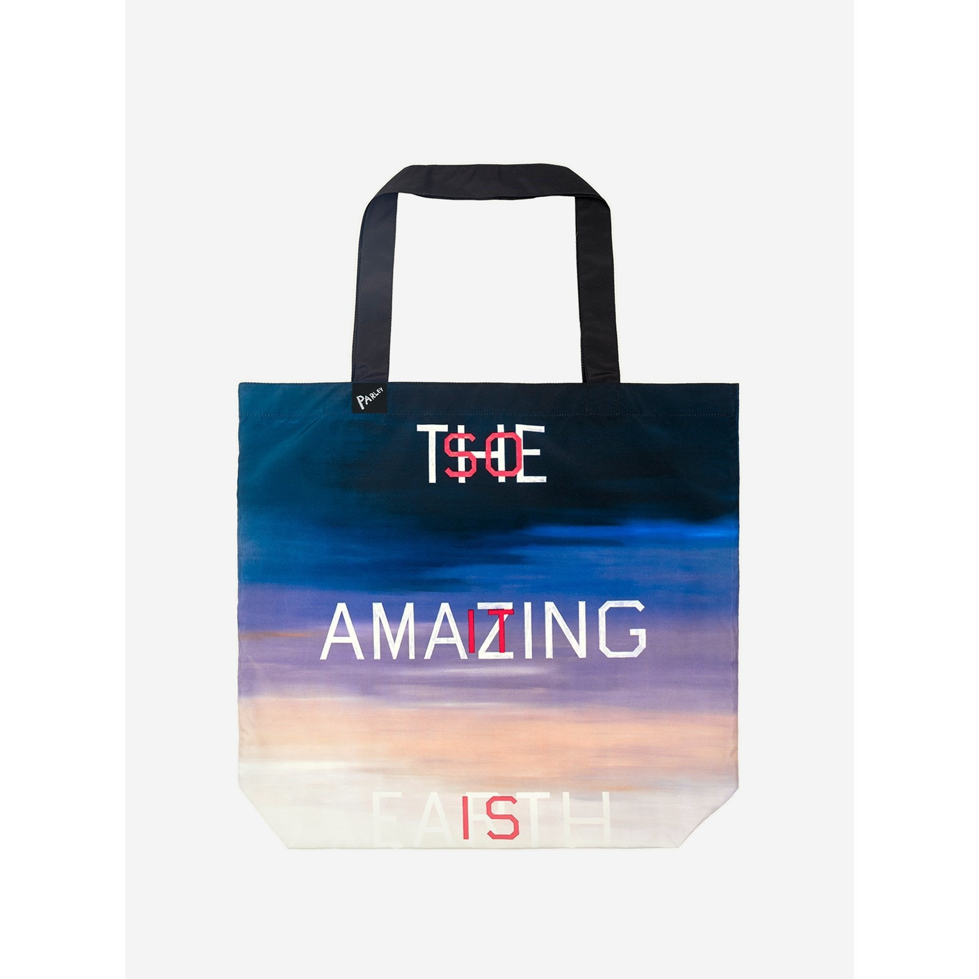 Ed Ruscha X Parley The Amazing Earth Limited Edition Artist Bag Lacma Store