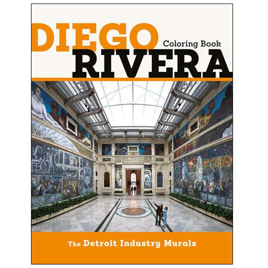 Rivera-Detroit-Industry-Murals-Coloring-Book