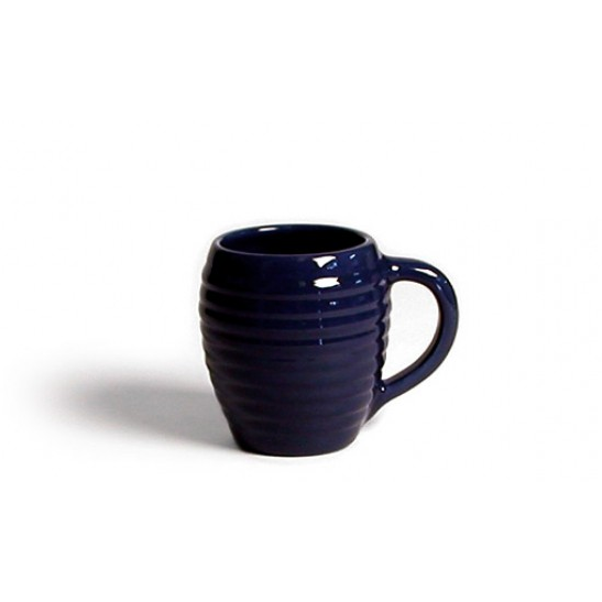Bauer Beehive Mug in Midnight Blue