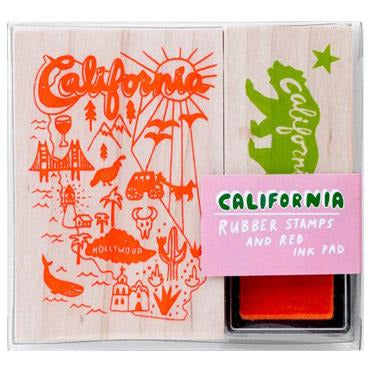 California Small Stamp Kit
