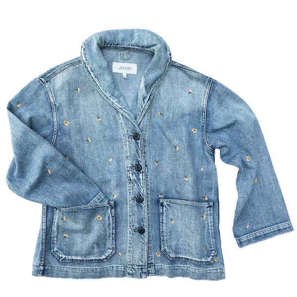 The GREAT Denim Jacket