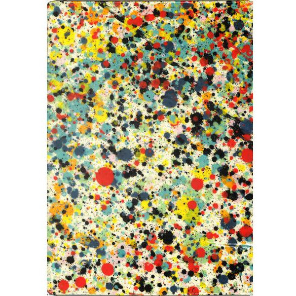 "Echo Park Pottery ""Splattered"" Tile"