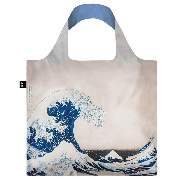 Hokusai The Great Wave Tote