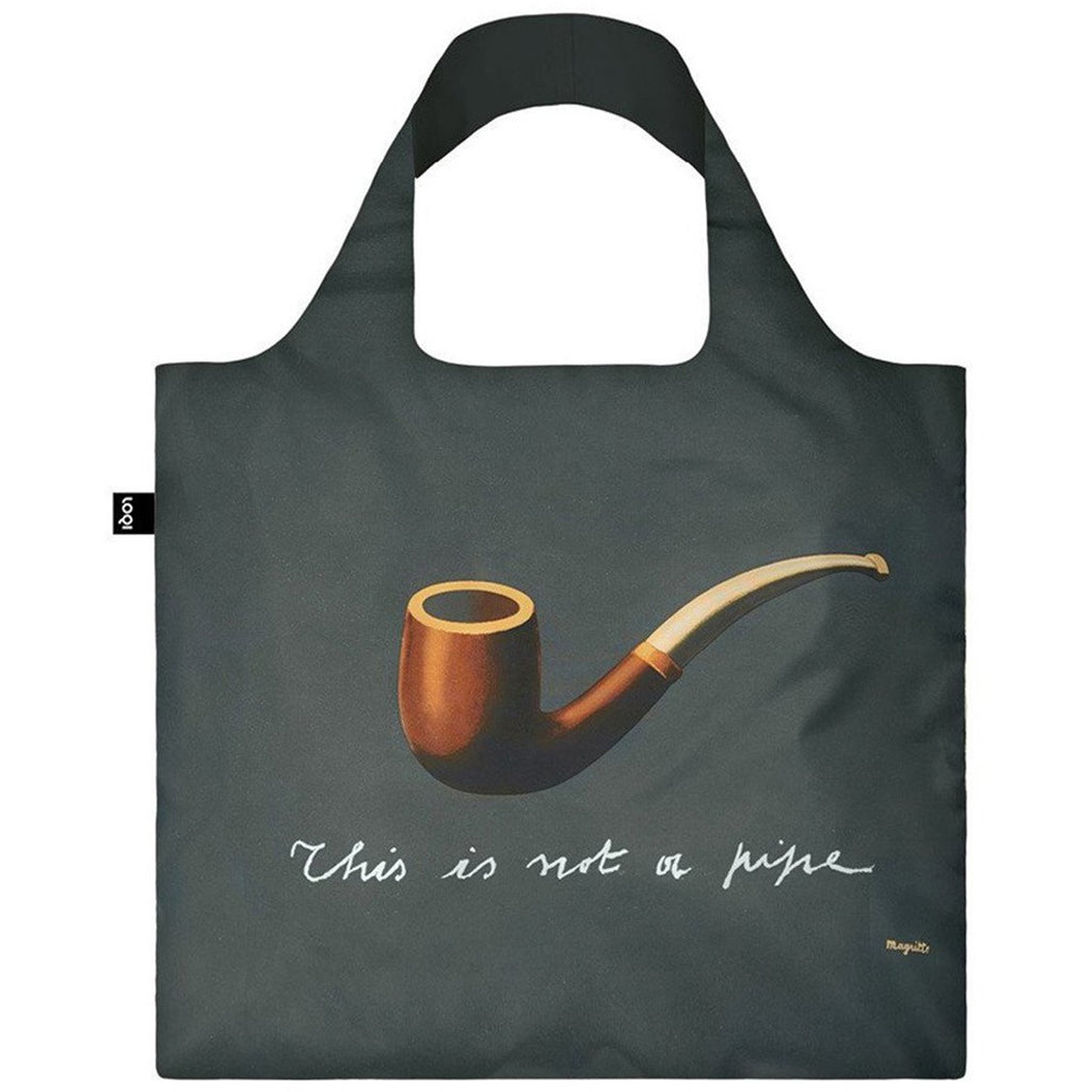 René Magritte Treachery of Images Tote