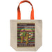Mexico: Colorful Handcraft Tote
