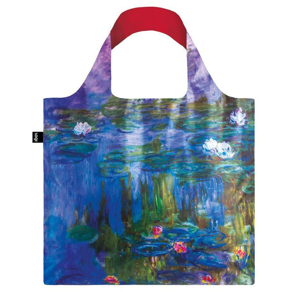 Claude Monet Water Lilies Tote