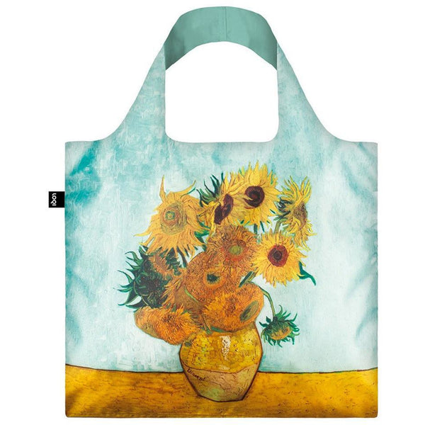 Vincent van Gogh Sunflowers Tote