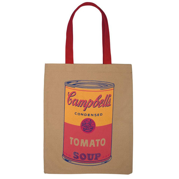 Andy Warhol Campbell's Soup Tote