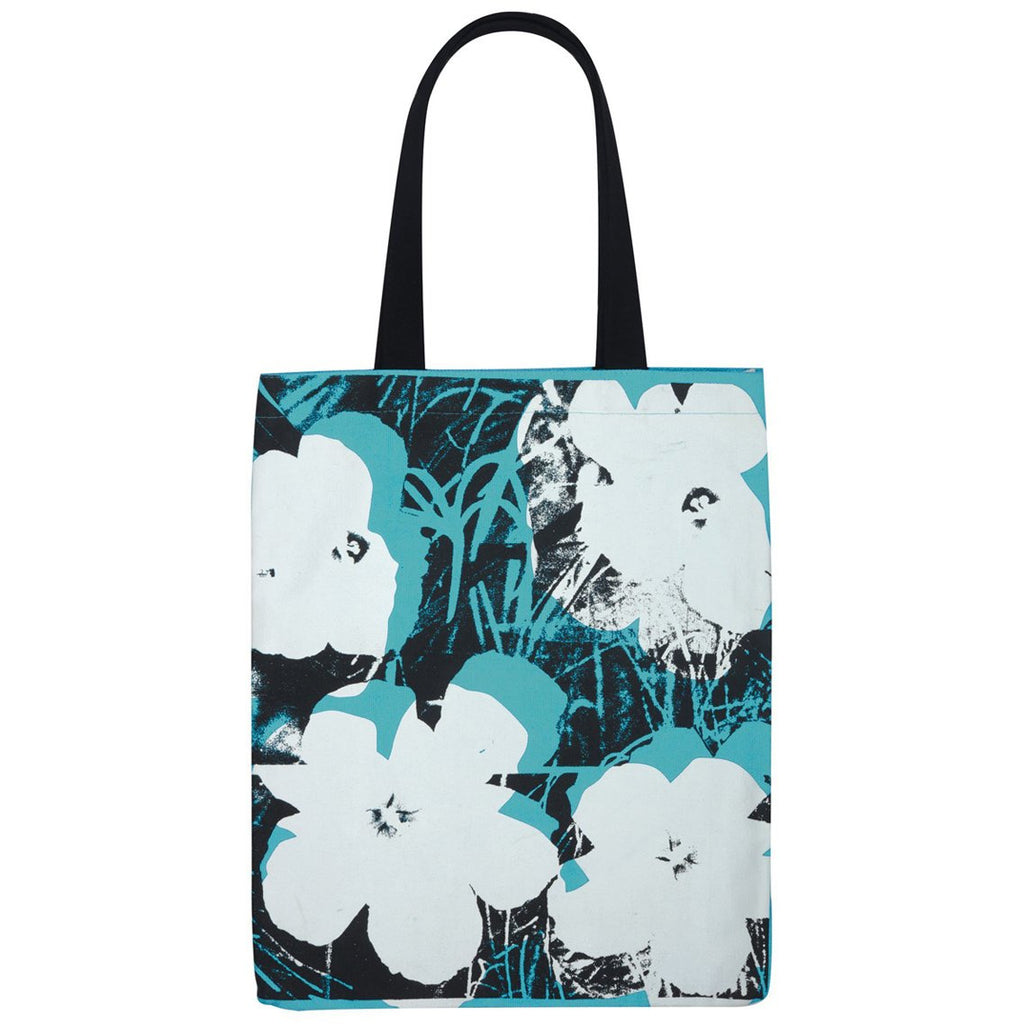 Andy Warhol Poppies Tote
