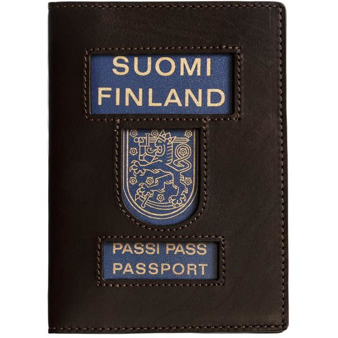 Lawrence Weiner SUOMI FINLAND PASSI PORT PASSPORT Deluxe Limited Edition
