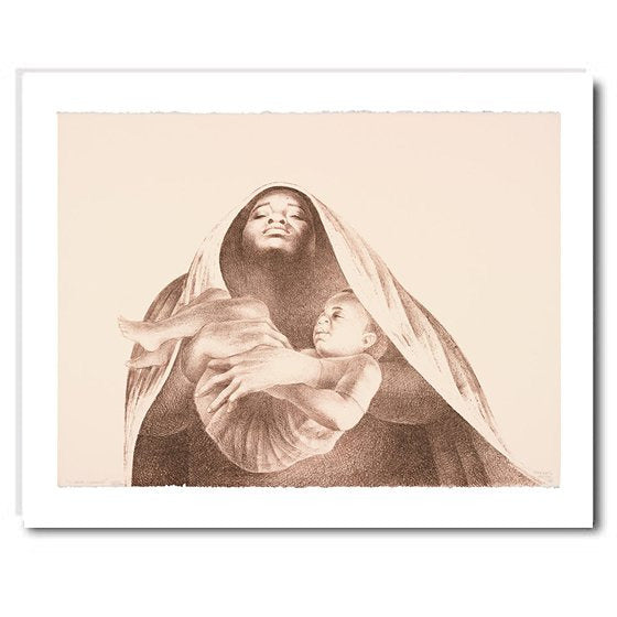 Charles White: I Have a Dream 10 x 8 in. Print
