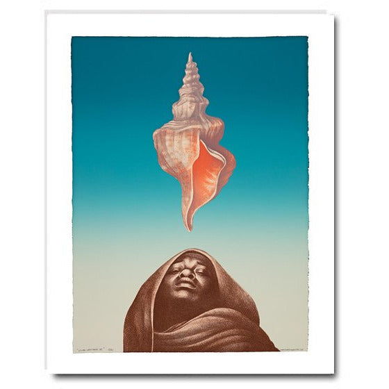 Charles White: Love Letter III 8 x 10 in. Print