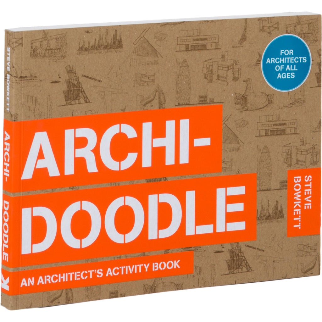 Archidoodle: An Architect's Activity Book