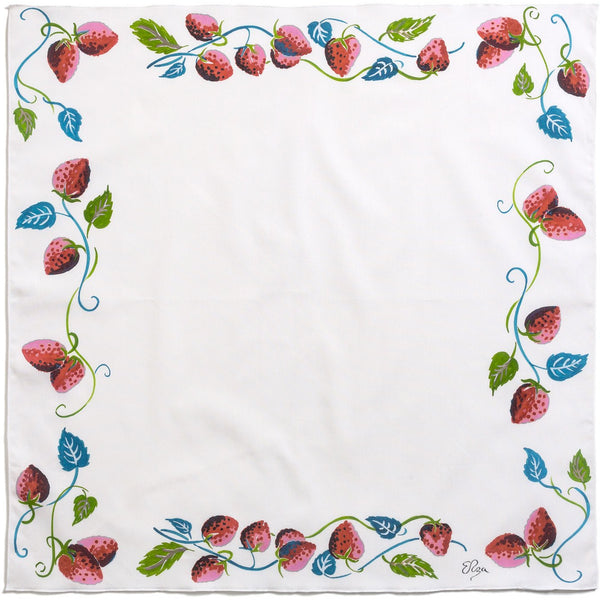 Elza Sunderland Strawberry Bandana