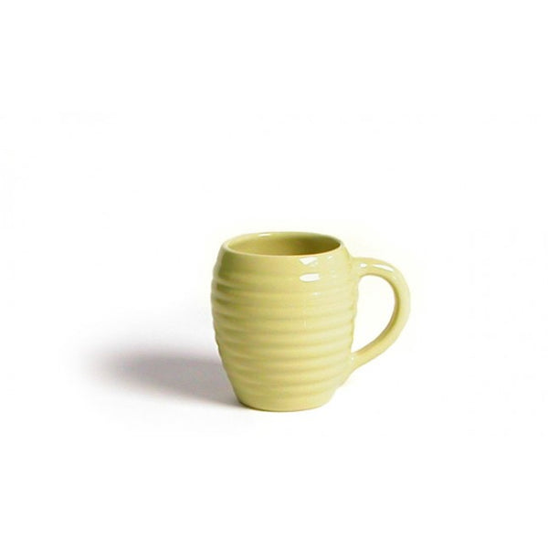 Bauer Beehive Mug in Chartreuse