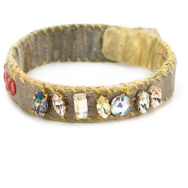 dosa Watts Towers Embellished Bracelet
