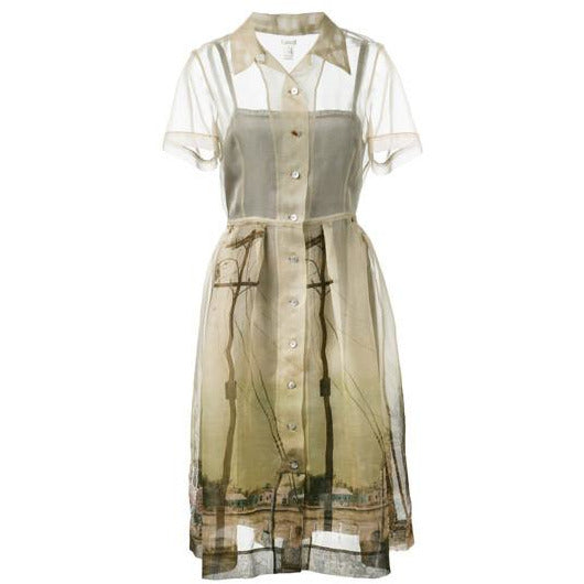 dosa 'Watts Towers Fraulein Dress