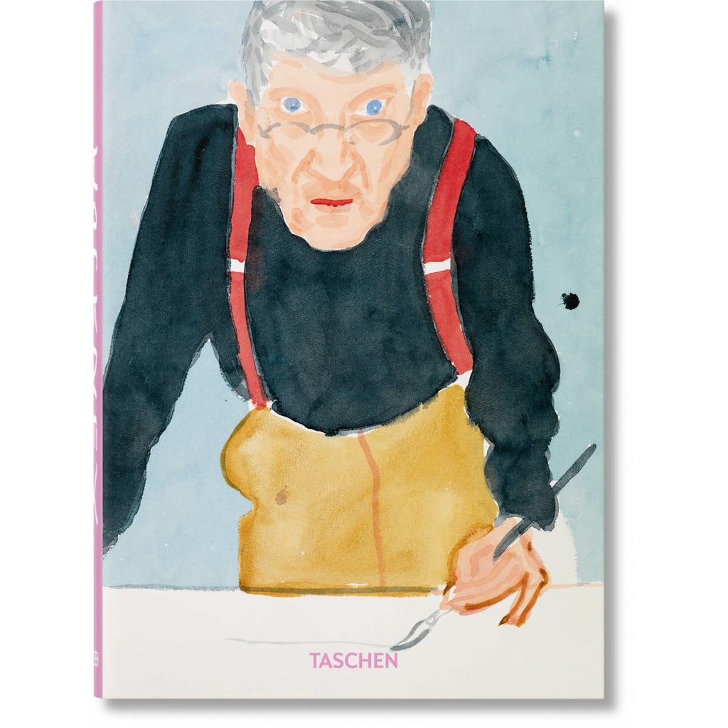 David Hockney: A Chronology 40th Anniversary Edition