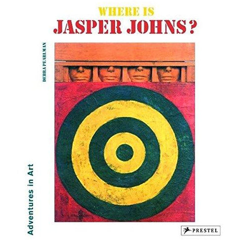 Where is Jasper Johns?