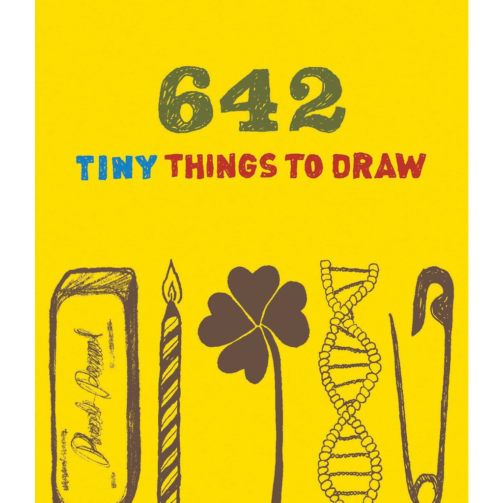 642 Tiny Things to Draw Mini