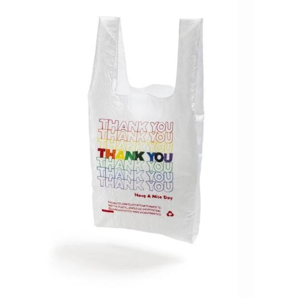 Thank You Rainbow Tote
