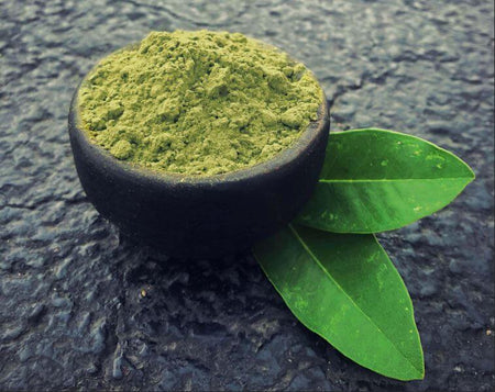 Image result for green malay kratom