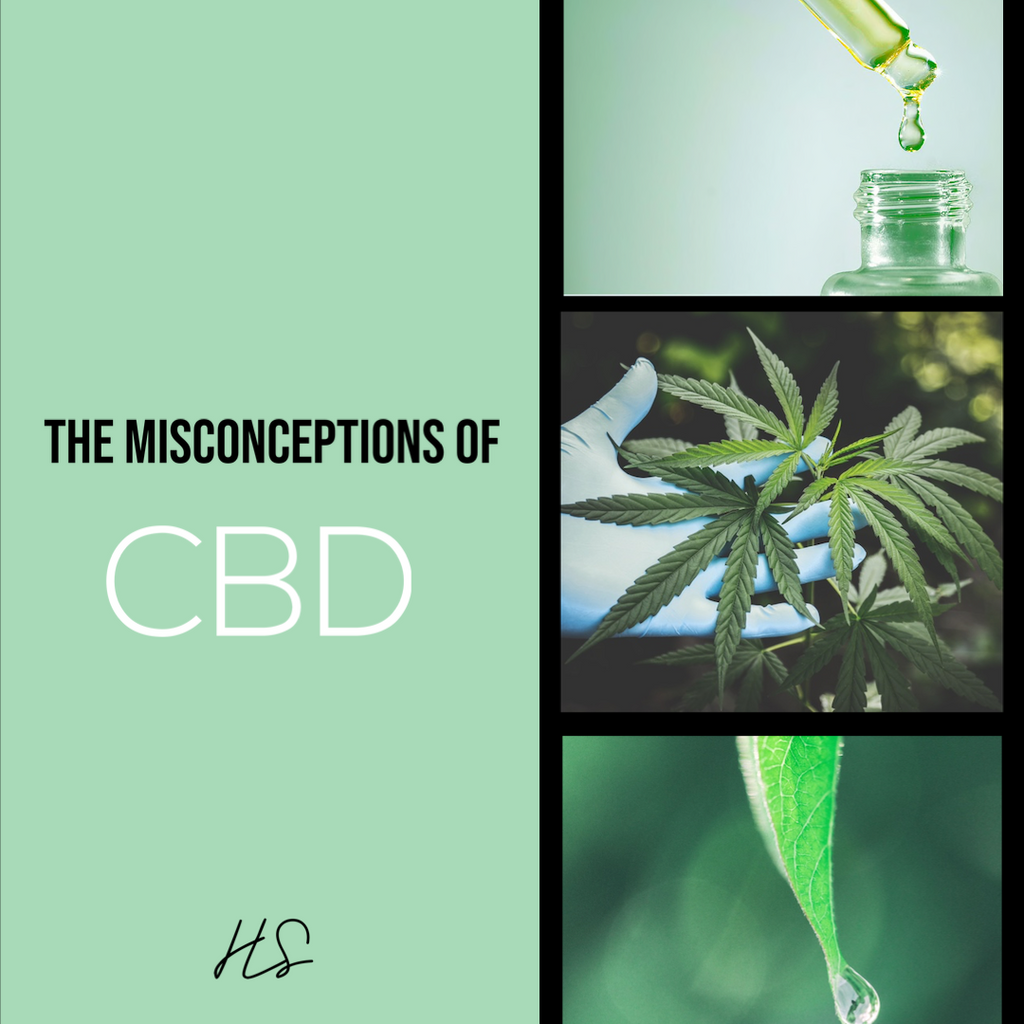 8 Misconceptions of CBD