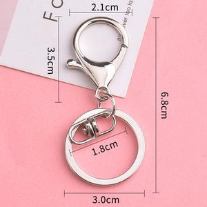 Double-Ended Keychains (10 pieces)