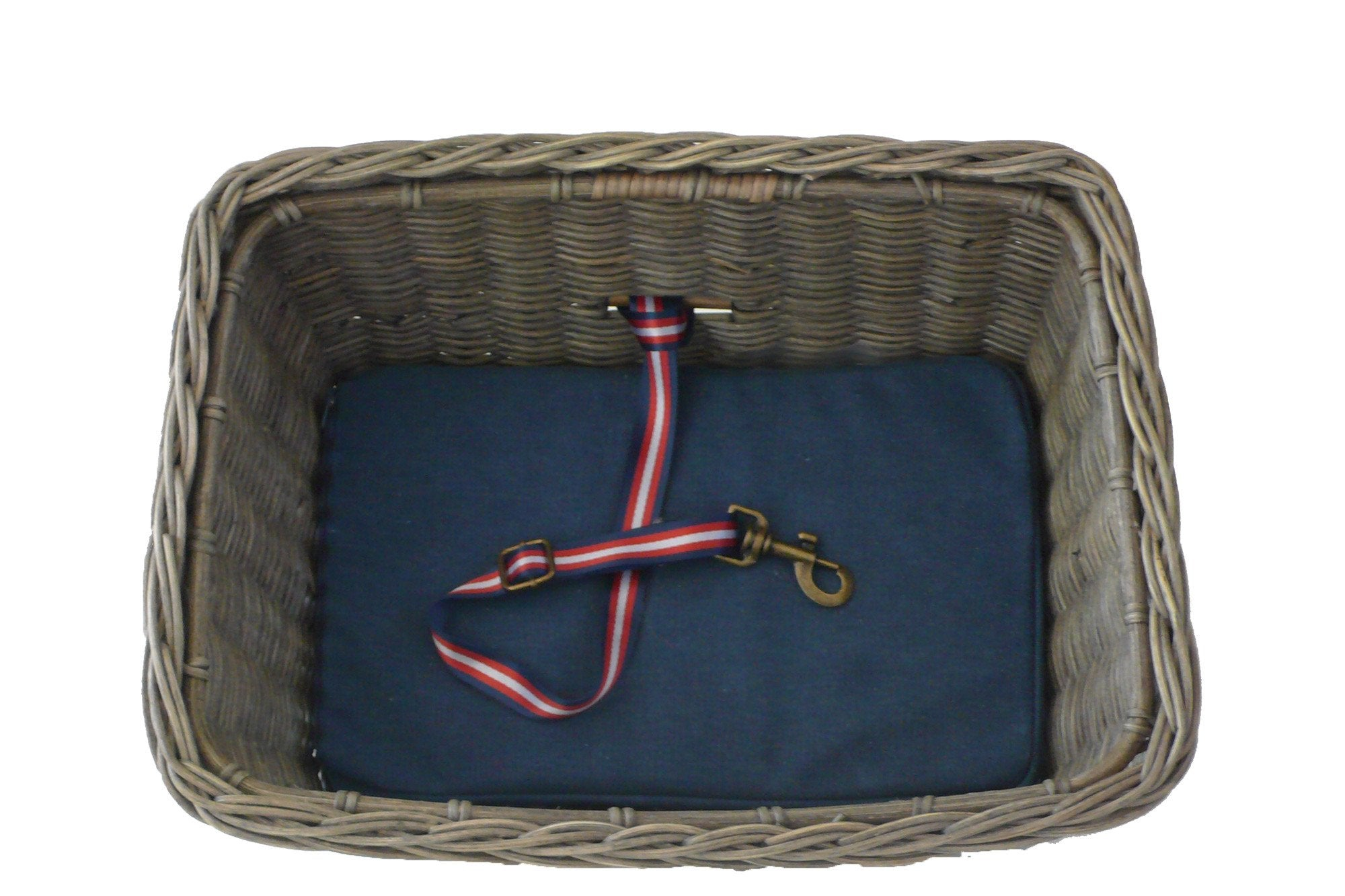 Basket Pet Tether with Cushion