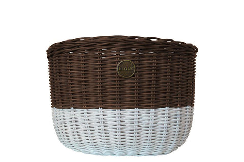 Linus Oval Basket - Dipped