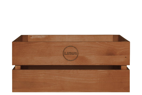 Linus Wood Crate