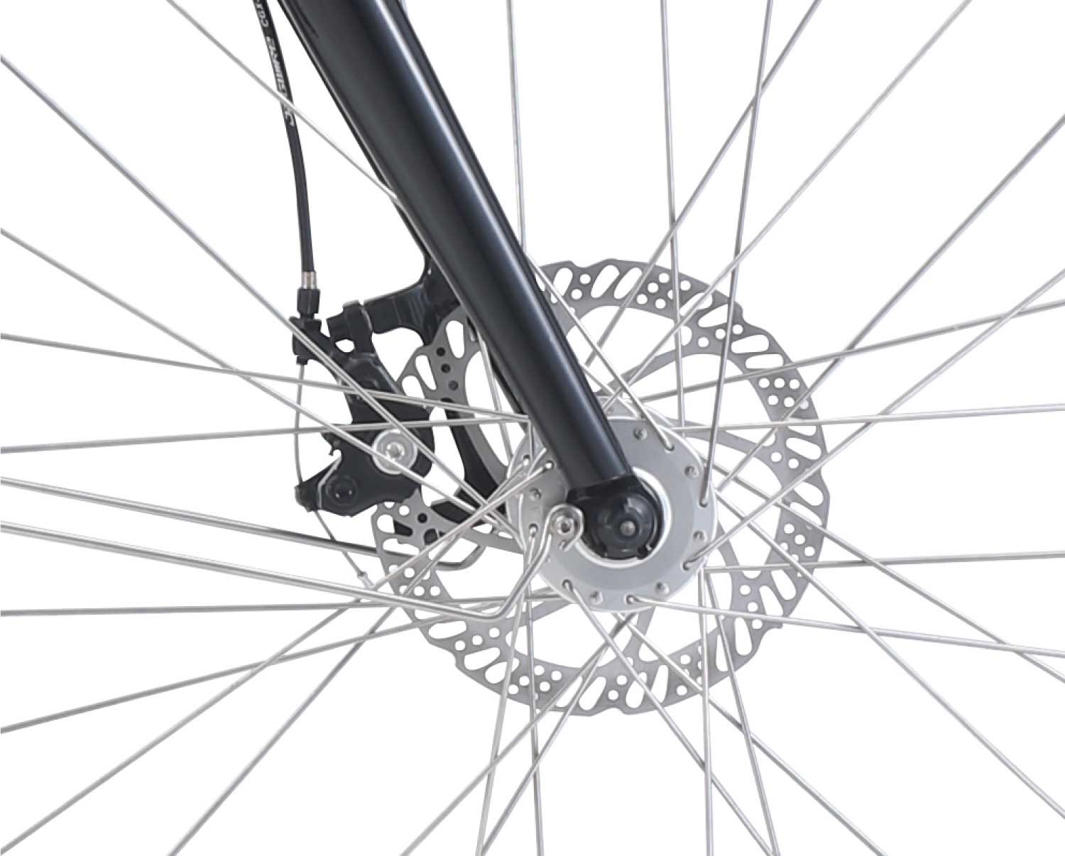 In The Details - Mechanical Disc Brakes