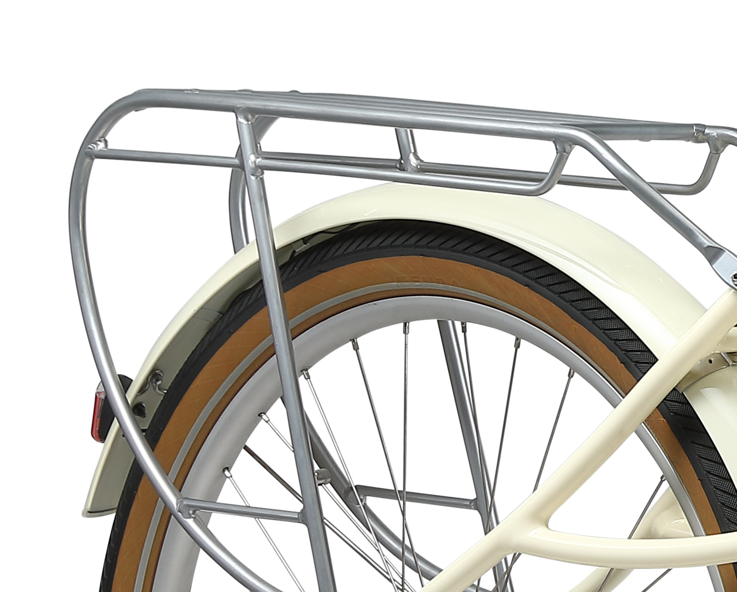 In The Details - Rear Rack