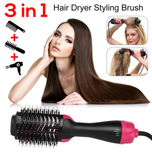 3 in 1 Dryer & Volumizer Styler