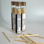 "4"" long Apothecary Matches"