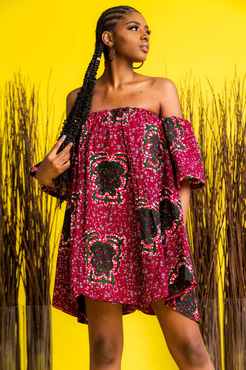 Mudiwa Dress