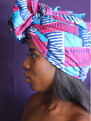 Diamond Headwrap